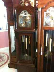 Hentchels Grandmother Clock - Westminster Chimes