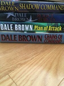 Dale Brown novel lot (Hardcover) West Island Greater Montréal image 3