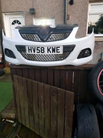 Vauxhall Corsa vxr parts