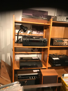 Vintage Audio Gear and Records Obsolete Records