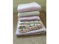 Bundle of 6 Baby Blankets - Excellent Condition!