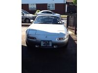 1997 Mazda mx5 1800cc automatic with 75500km or 46000 miles ��2500