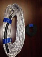 New synthetic SXS winch rope