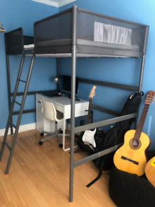 IKEA Tuffing Loft bed frame ( mattress NOT INCLUDED) $140