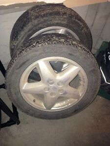 5x100 bolt pattern rims and tires