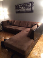 Brick Sectional