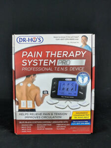 NEW! Dr. Ho's Pain Therapy System 4 pads PRO