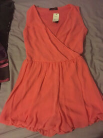 Womens brand new playsuit