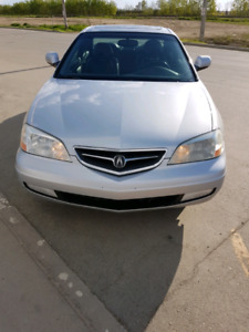 Acura 3.2 CL 2001 Type S