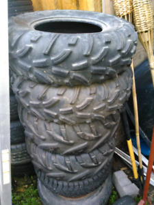 Quad tires DURO 25×10-12