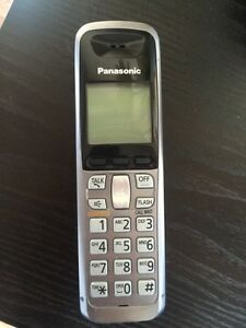 Panasonic 4 set receiver 6.0 with answering machine London Ontario image 2