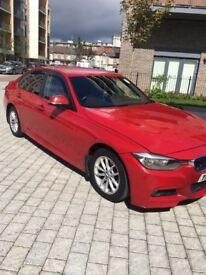 BMW 318se 62 Plate