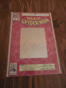 Assorted Marvel Comic Books for sale (mostly 1991-1994)