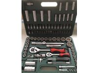 **Make a offer**BRAND NEW IN BOX 94 piece socket set.