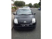 Citroen c2 in good condition 1.1 engine cheap to tax and mot
