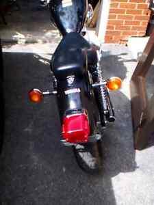 2005 Yamaha 250 virago