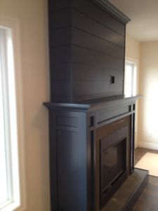 Fire Place Surround-New