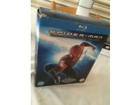Spider-Man bluray collection