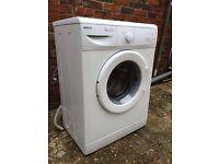 Washing machine is