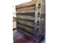 5 Deck Oven for sale - Bargain!!!