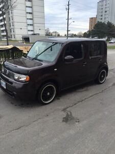 2010 Nissan Cube - safety e test certified low km gas saver