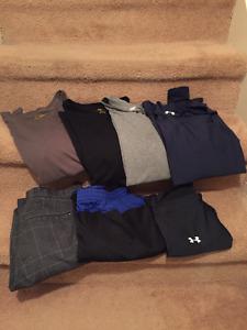 Men's Clothing - Shirts, Shorts and Pants