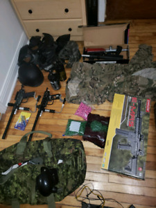Paintball kit -  Cash or Trade