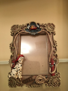 Character Collectibles Firefighter picture frame
