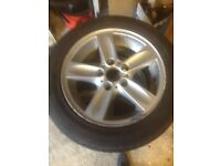Bmw 1 series 3 series alloy wheels for sale all good tyres