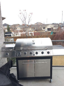 Kenmore nature gas BBQ-Moving sale!