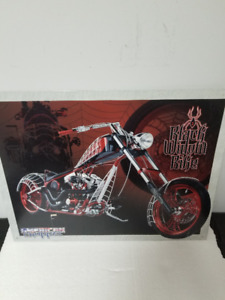 American Chopper metal picture
