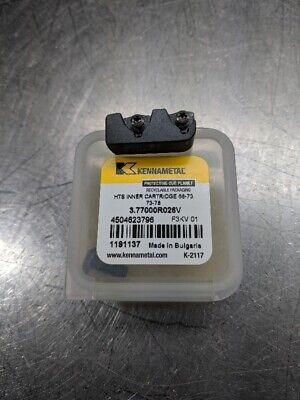Kennametal Drill Insert Cartridge 3.77000r026v 1191137 Loc2890b