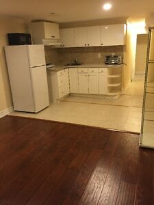 brand new 1 bed room basement apartment yonge & finch