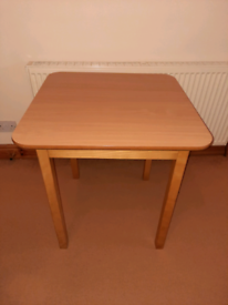 Wooden Kitchen Dining Table Desk