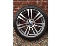 FOR SALE BMW X5 Alloys