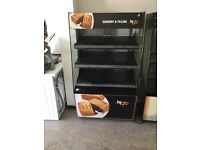Hot Food Warmer Display Cabinet Catering and Commercial Use