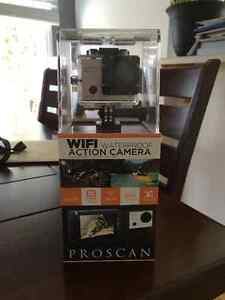 Proscan action camera pac2501