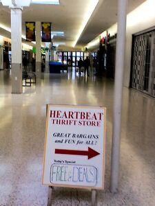 FREE & DEALS time at the HEARTBEAT Thrift Store/BayView Mall Belleville Belleville Area image 2