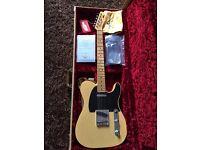 Fender custom shop telecaster nocaster