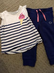 Girl's Clothing - Size 24 Month
