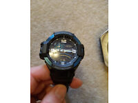 Casio G-Shock men's watch, new and boxed 100% genuine was £250
