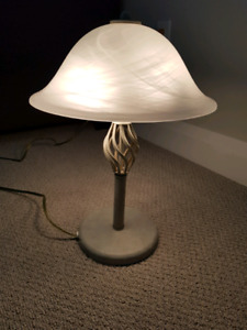 Lamp for end table