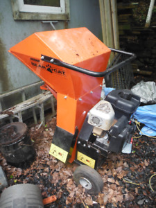 EHCO - BRANCH CHIPPER -