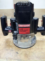 "1/4"" Craftsman Router"