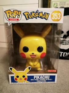 """Pikachu 10"""" Funko Pop"""