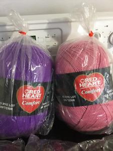 BRAND NEW yarn