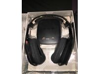 Astro A50 pro gaming head set with mix amp