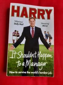 Harry Redknapp Book