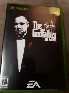 The Godfather the game XBOX