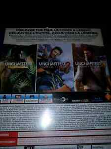 Uncharted: The Nathan Drake Collection PS4 Kawartha Lakes Peterborough Area image 2
